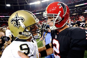 Drew Brees, Matt Ryan