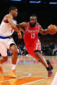 James White and James Harden