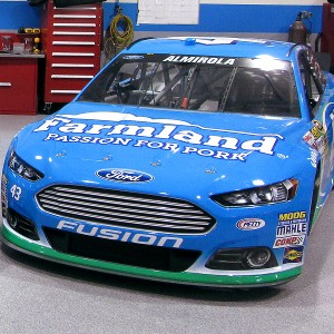 Richard Petty Motorsports cars