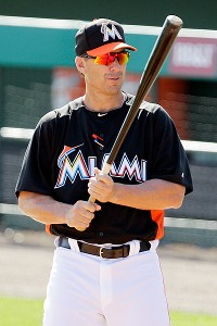Role with Marlins a reversal for Tino Martinez
