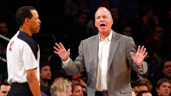 Jim mcisaac getty images doug collins has grown frustrated with his