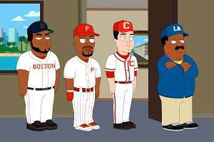 David Ortiz, Jimmy Rollins, Joey Votto