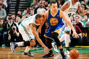 Avery Bradley, Stephen Curry