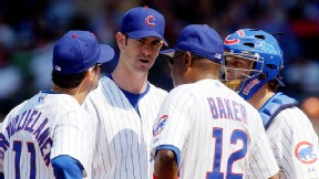Mark Prior, Dusty Baker