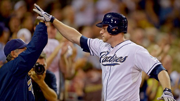 Chase Headley, Bud Black