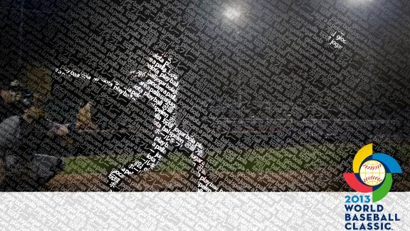 2013 World Baseball Classic Illustration