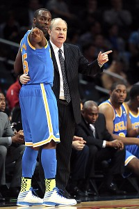 Ben Howland and Shabazz Muhammad