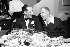 Bill Veeck and Bob Feller