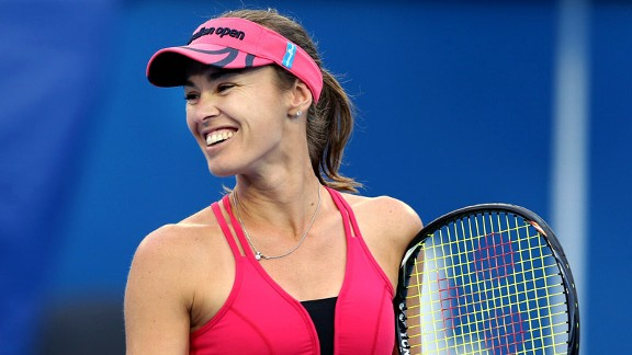 Martina Hingis won three Grand Slam titles in 1997 but had her career cut shot after being banned for positive drug test.