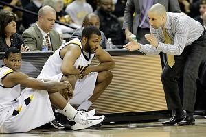 Virginia Commonwealth coach Shaka Smart