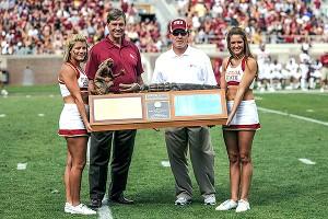 Randy Spetman, Jimbo Fisher