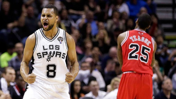 Patty Mills, Marquis Teague