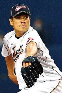 Japan's Tanaka wants to move to MLB in 2014