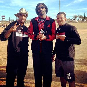 Baron Flenory, Snoop Dogg, Kashann Simmons