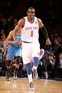 Stoudemire had offseason knee procedure