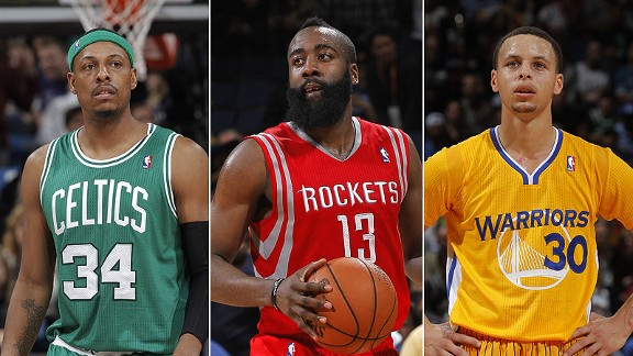 5-on-5: Hawks-Celtics, Rockets-Warriors
