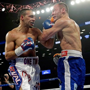 Jan Zaveck, Keith Thurman