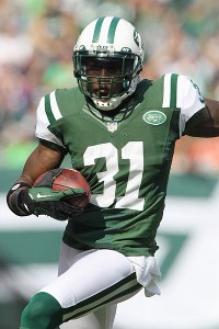 Sources: Jets' Cromartie suffers knee injury