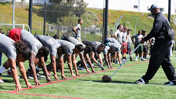 Nike Football Training Camp