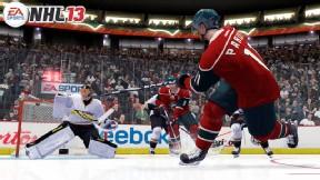 EA Parise shot
