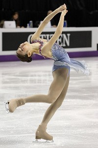 The world championships event is reigning Olympic champion Kim Yu-na's first major competition since the 2011 worlds.