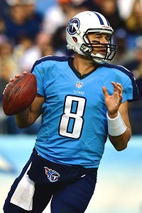 Replacing Hasselbeck tough task for Titans