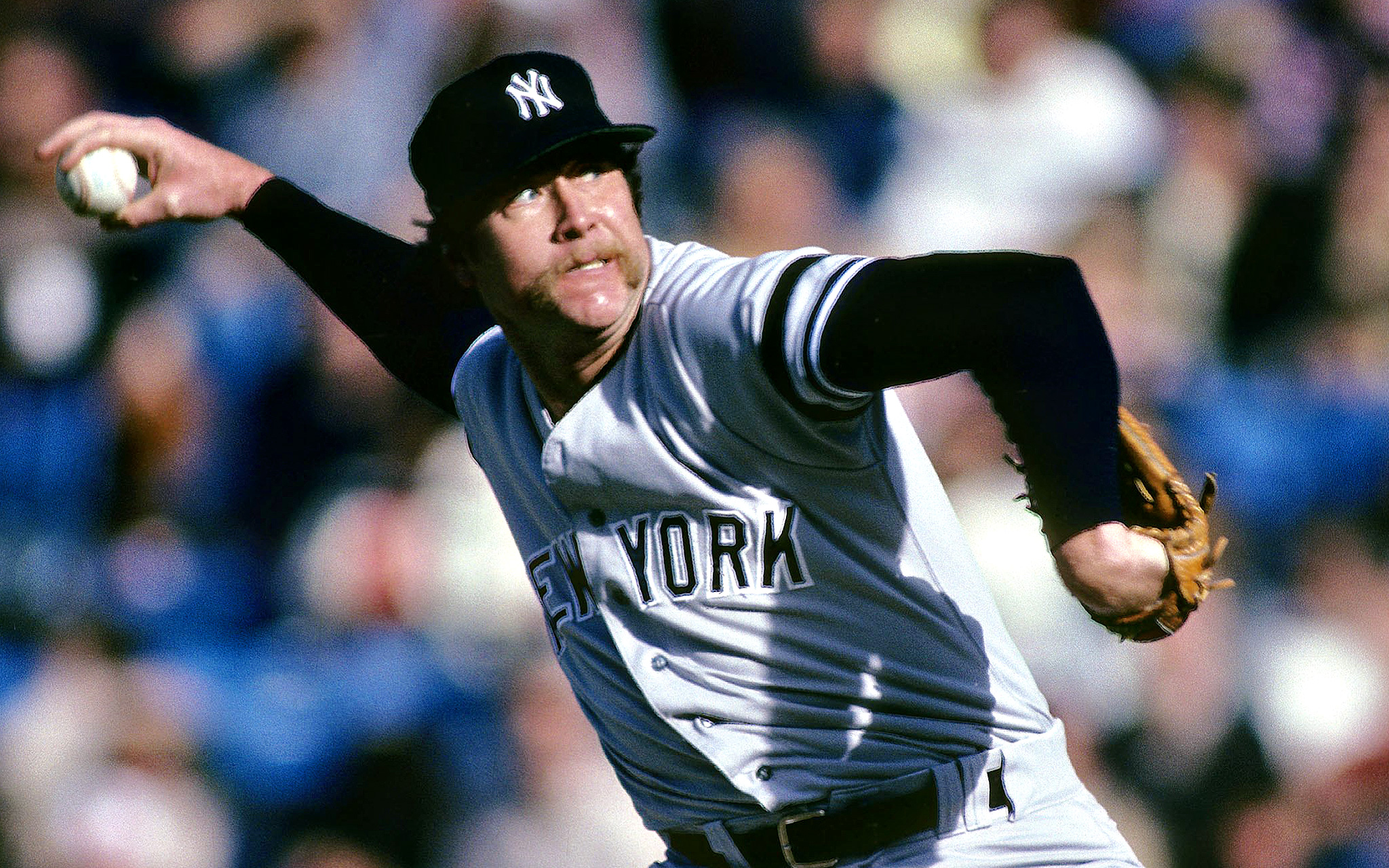 how tall is goose gossage