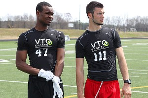 Trevion Thompson, Will Grier