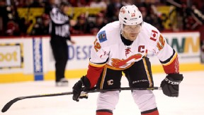 Calgary Flames' Jarome Iginla