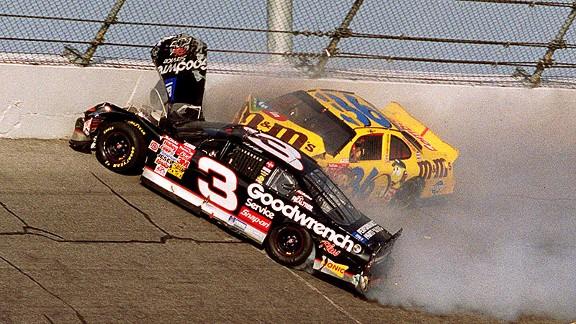 Dale Earnhardt Crash Investigation Dale Earnhardt Car Crash Death