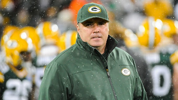 What keeps Mike McCarthy busy