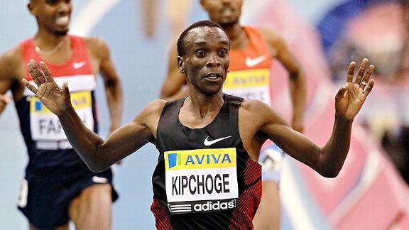Kipchoge