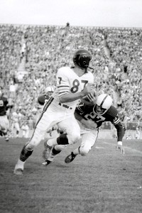 Former Bears receiver Harlon Hill dies at 80