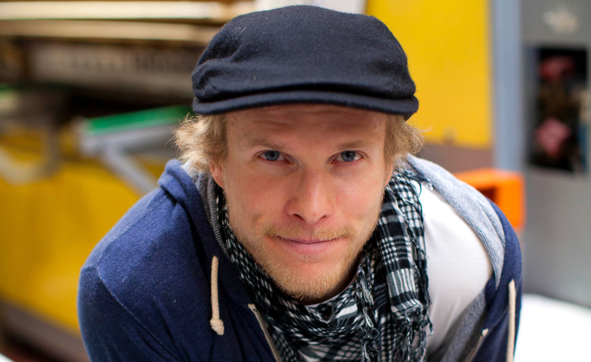 Andreas Fransson is a Swedish ski mountaineer who lives in Chamonix, France.