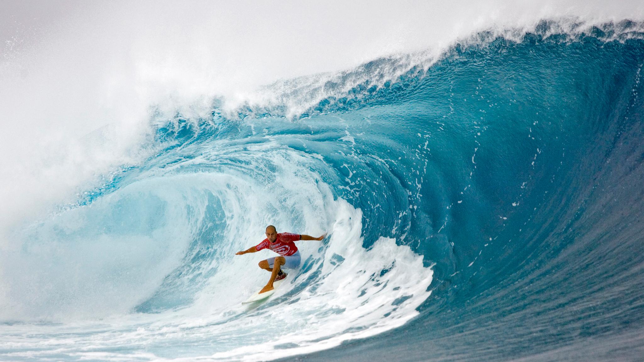 Tahiti, 2005, Letting Go