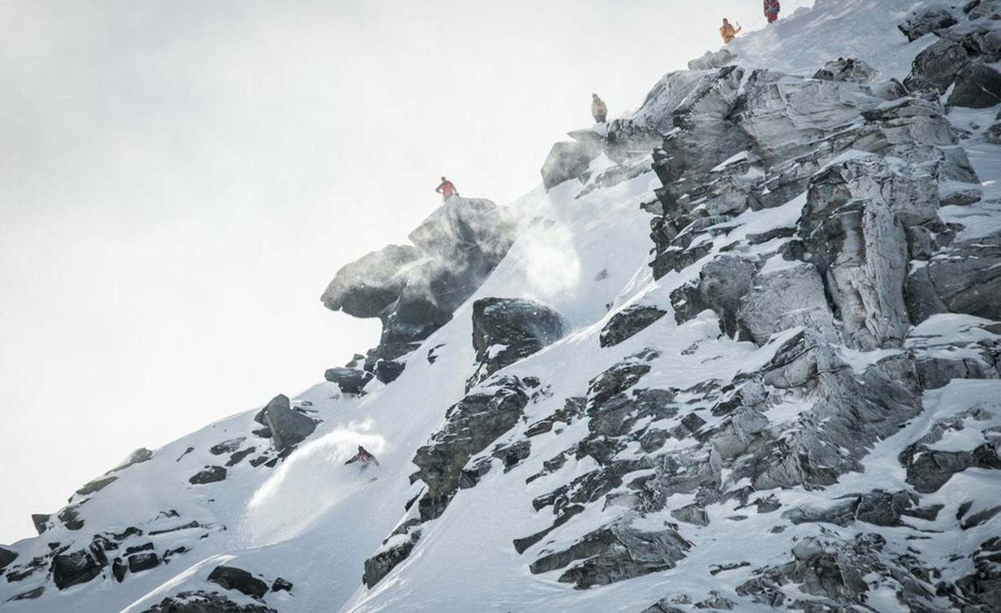 The 2013 Freeride World Tour had its finale Friday at Verbier, Switzerland.