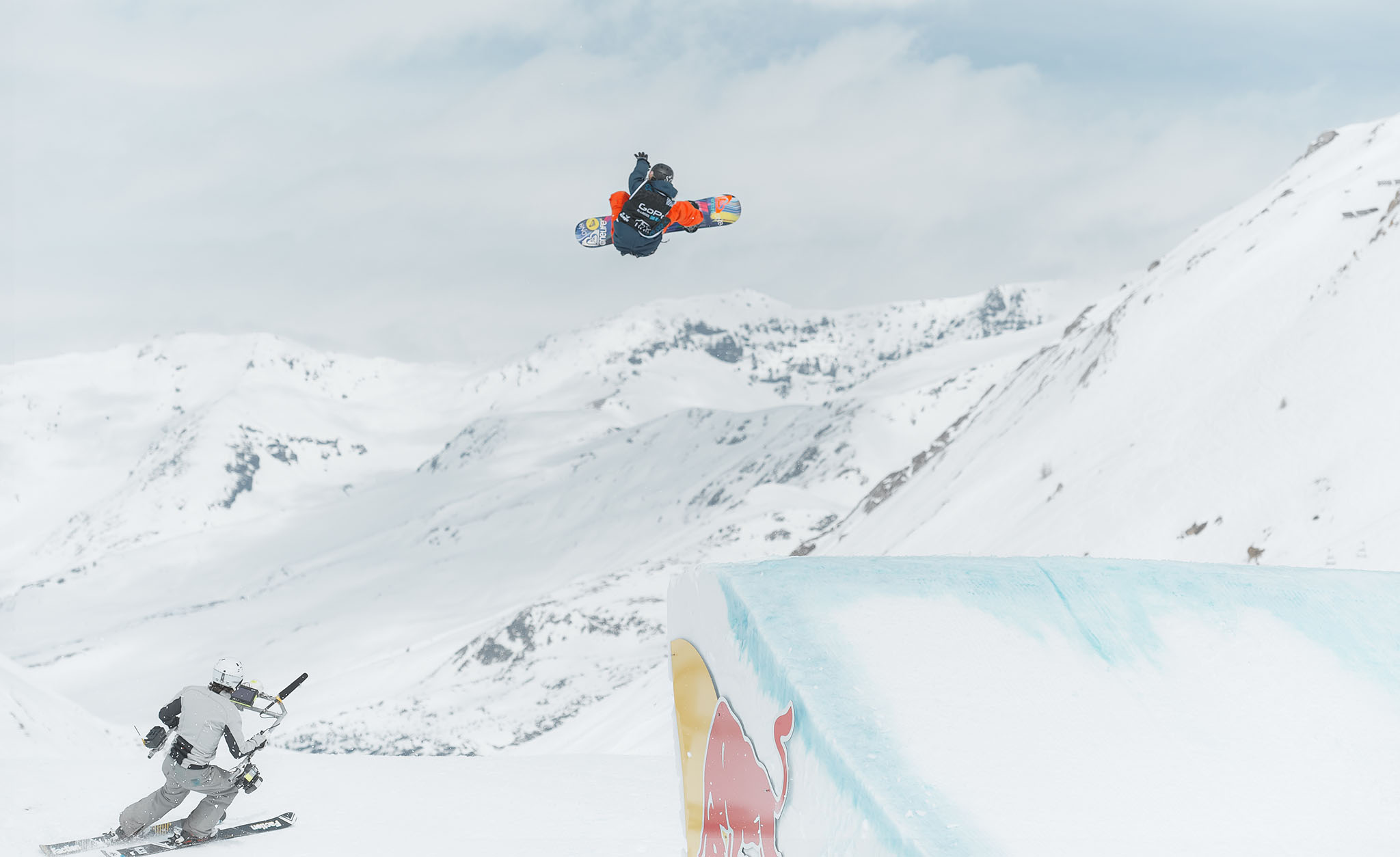 Despite the 12-year age difference between she and gold medalist Silje Norendal, Buass still secured Women's Snowboard Slopestyle bronze at X Games Tignes 2013. She began competing at X Games in 2002, in Women's Snowboard SuperPipe.