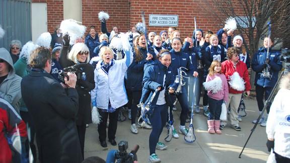 Penn state farewell