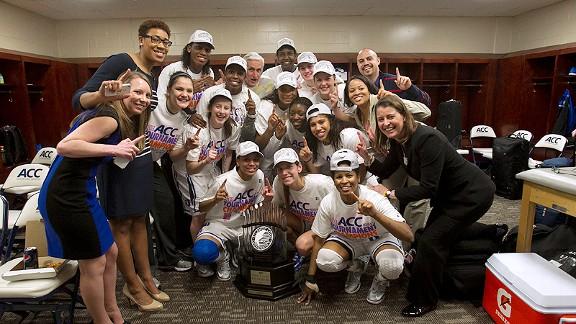 Duke ACC champs