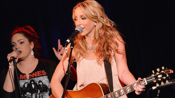 Ashley Monroe of Pistol Annies