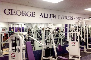 George Allen Fitness Center at Whittier College
