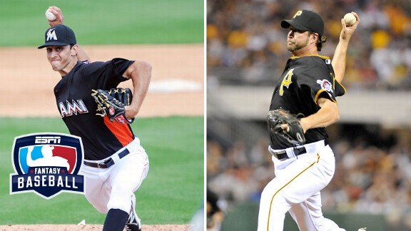 Steve Cishek and Jason Grilli