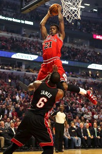 Jimmy Butler, LeBron James
