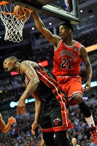 Jimmy Butler, Chris Bosh
