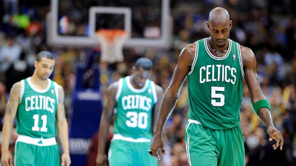 Kevin Garnett, Courtney Lee, Brandon Bass