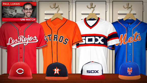 Playbook MLB Uniwatch 2