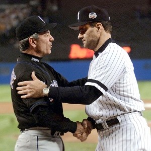 Bobby Valentine and Joe Torre
