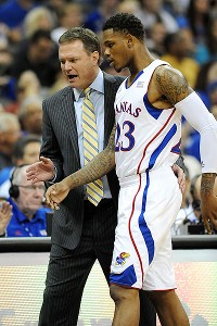 Bill Self and Ben McLemore