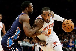J.R. Smith, Ben Gordon
