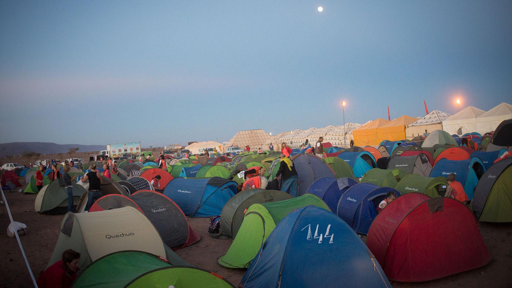 Camp City
